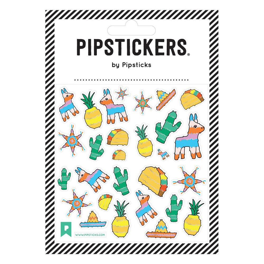 Pipsticks Fiesta! Stickers