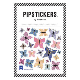 Pipsticks All Aflutter Stickers
