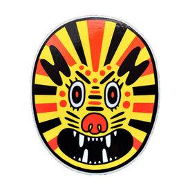 Quiet Tide Goods Quiet Tide Goods Vinyl Sticker - Lion Face