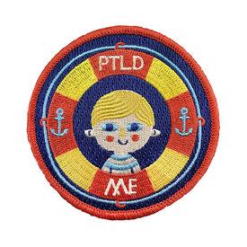 Quiet Tide Goods Quiet Tide Goods Patch - PTLD ME