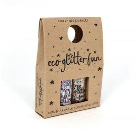 Eco Glitter Eco Glitter 2 pack - Unicorn & Lollipop