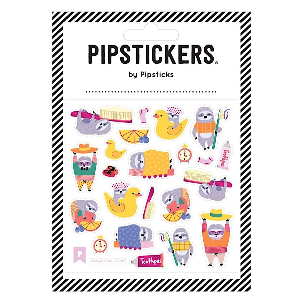 Pipsticks Takin' It Slow Stickers