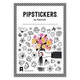 Pipsticks Blooming Bouquet Stickers