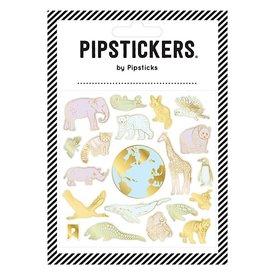 Pipsticks Global Treasures Stickers