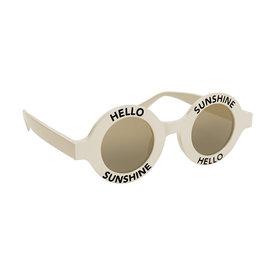 Sunnylife Sunnylife Mini Sunnies - Hello Sunshine - Ivory