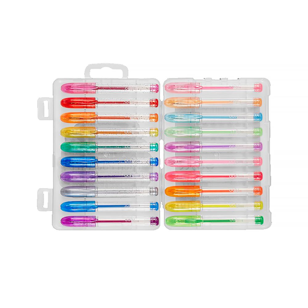 Mini Doodlers Fruity Scented Gel Pens Set