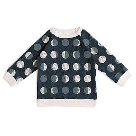 Winter Water Factory Winter Water Factory Sweatshirt - Moons Night Sky