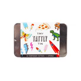 Tattly Tattly Tattoo Tiny Tin - Funner