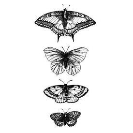 Tattly Tattly Tattoo 2-Pack - Butterflies
