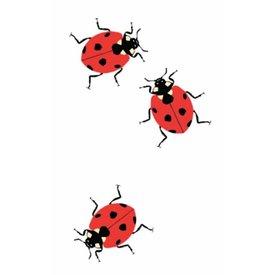 Tattly Tattly Tattoo 2-Pack - Ladybugs