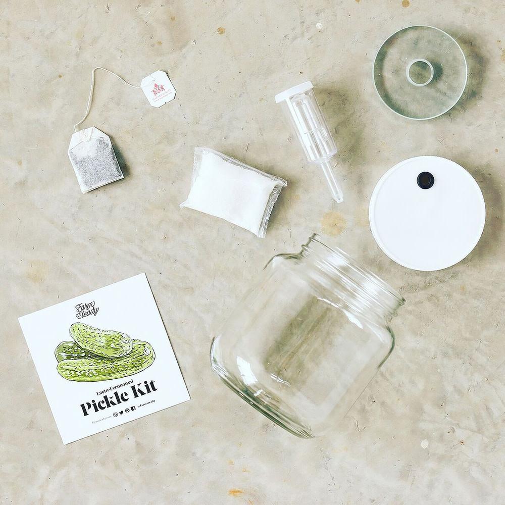 FarmSteady - Pickle Making Kit