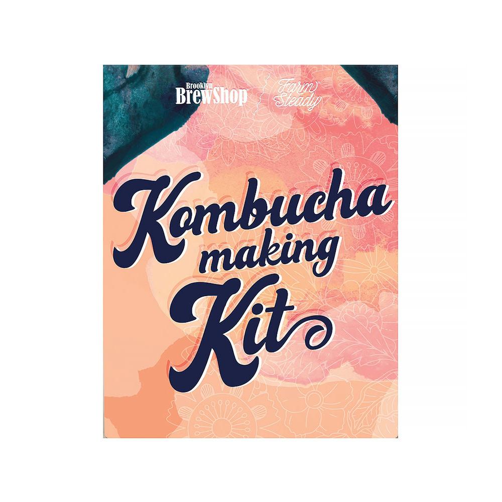 FarmSteady - Kombucha Making Kit