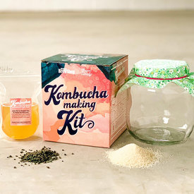FarmSteady FarmSteady - Kombucha Making Kit
