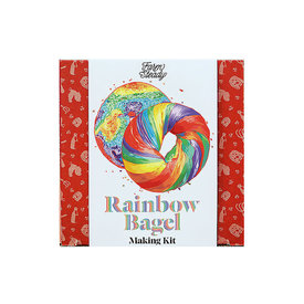 FarmSteady FarmSteady - Rainbow Bagel Making Kit