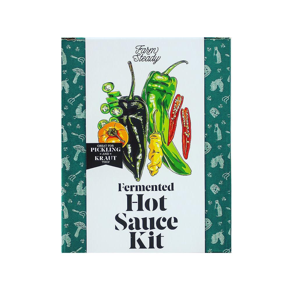 FarmSteady - Hot Sauce Making Kit