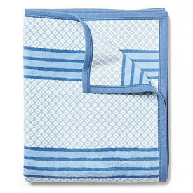 Chappywrap Chappywrap Blanket - Captain's Classic Light Blue