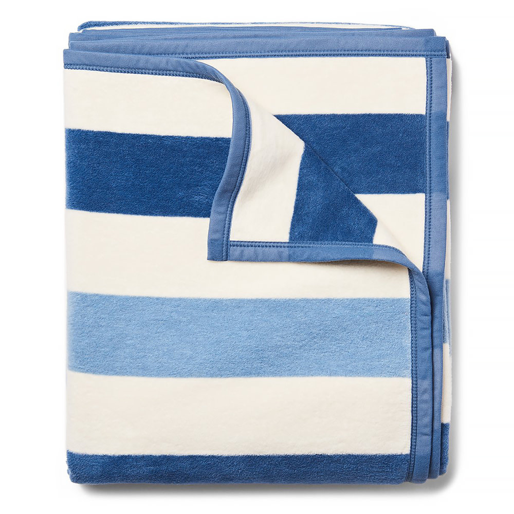 Chappywrap Blanket - Brant Point Blues