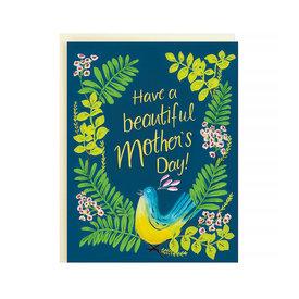 The Paperhood (Made In Brockton Village) The Paperhood Card - Mom Beautiful Day
