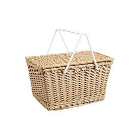 Sunnylife Sunnylife Eco Large Picnic Cooler Basket Natural