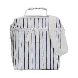 Sunnylife Sunnylife Eco Cooler Bag Nouveau Bleu - Indigo