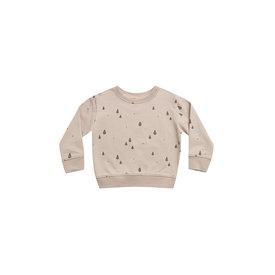 Rylee + Cru Rylee + Cru Sweatshirt Trees - Beige