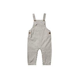 Rylee + Cru Rylee + Cru Baby Overalls - Railroad Stripe