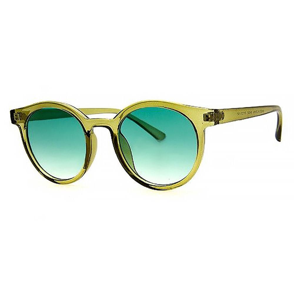 AJ Morgan Low Key Sunglasses - Olive Green