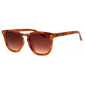 AJ Morgan Census Taker Sunglasses - Rust Tortoise