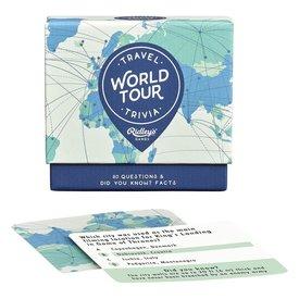 Wild & Wolf Travel Trivia - World Tour
