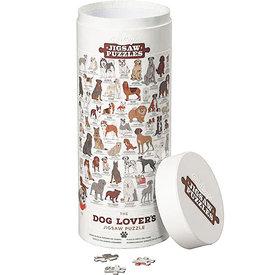 Wild & Wolf Dog Lovers 1000 Piece Puzzle