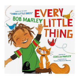 Chronicle Every Little Thing Board Book