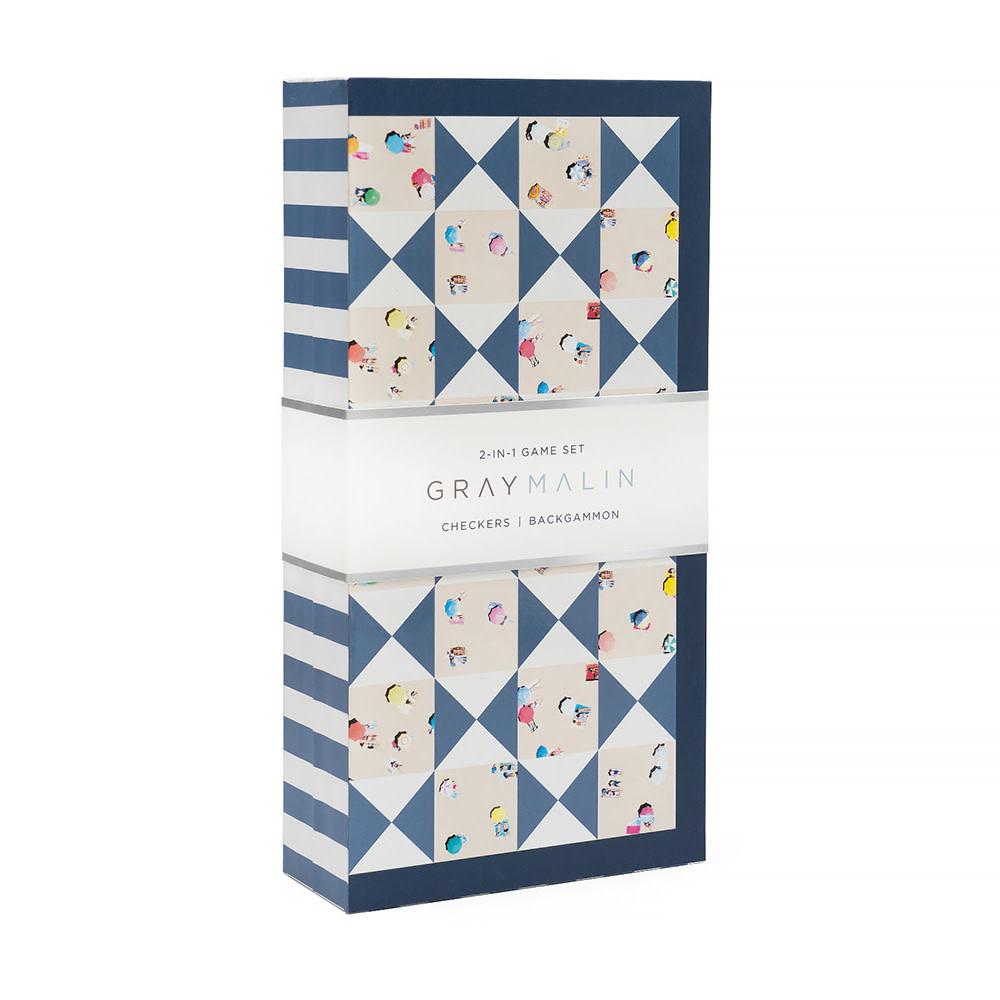 Hachette Gray Malin 2-In-1 Game Set