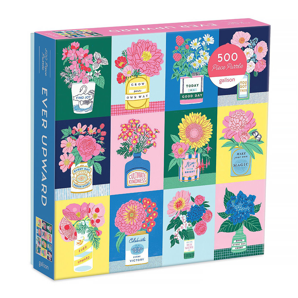 Ever Upward 500 Piece Jigsaw Puzzle