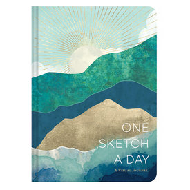 Hachette One Sketch A Day Horizons -  A Visual Journal