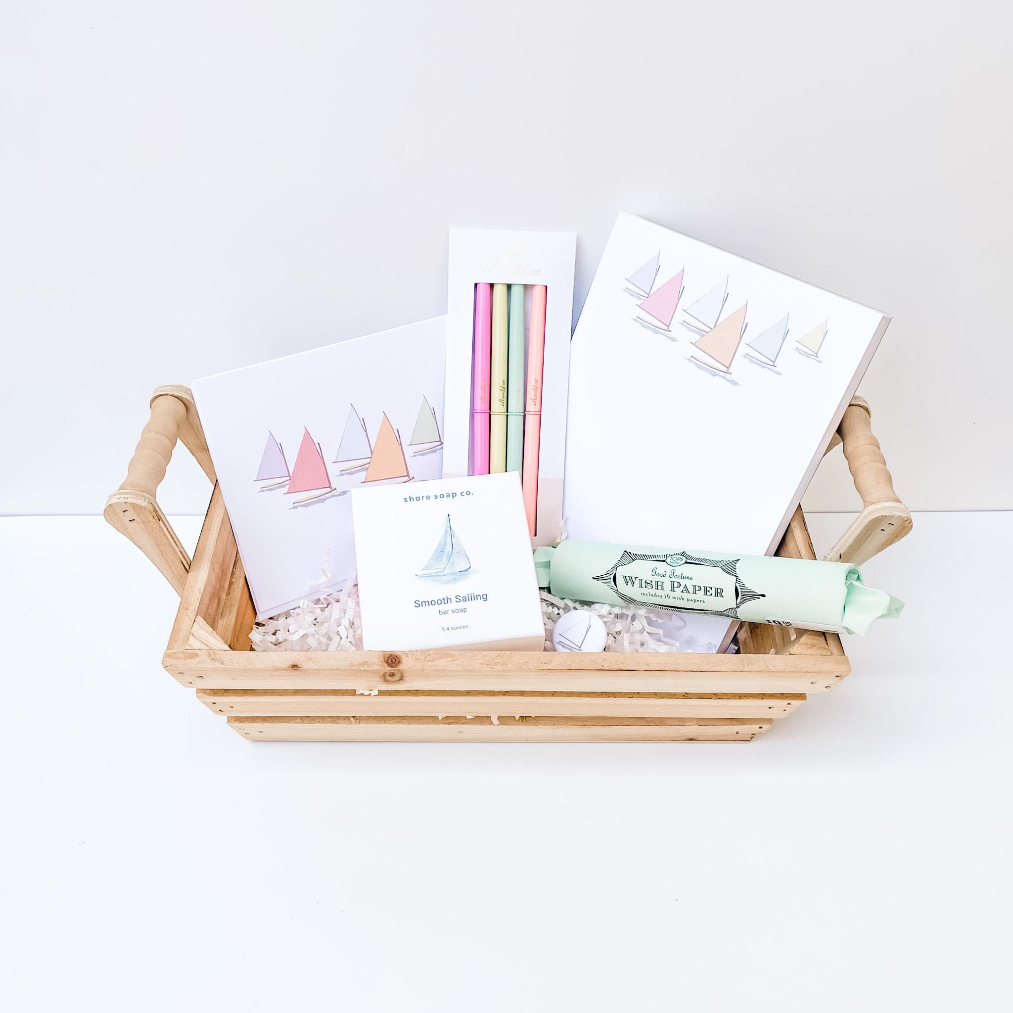 2021 Gift Basket - Smooth Sailing