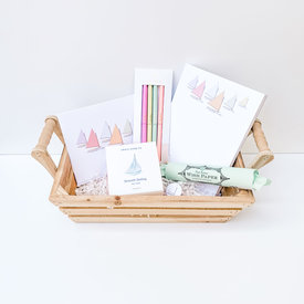 Daytrip Society Gift Basket - Smooth Sailing