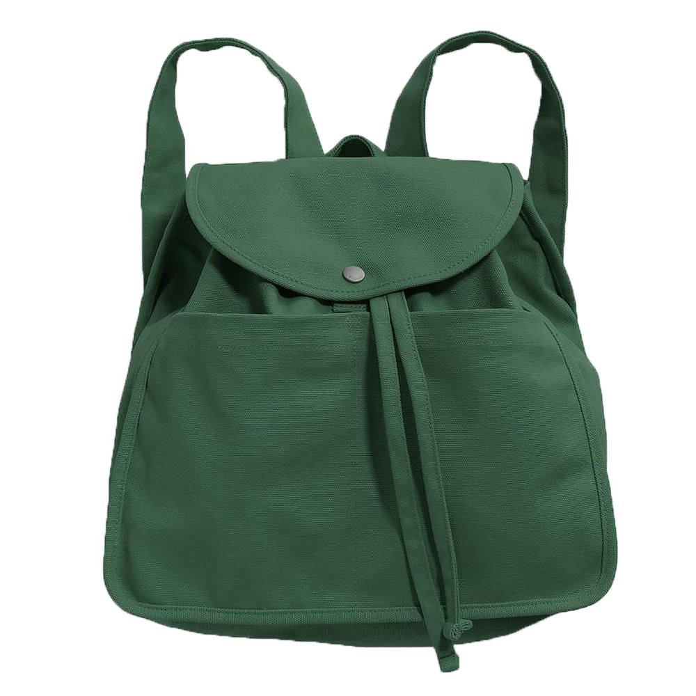 Baggu Baggu Drawstring Backpack - Eucalyptus