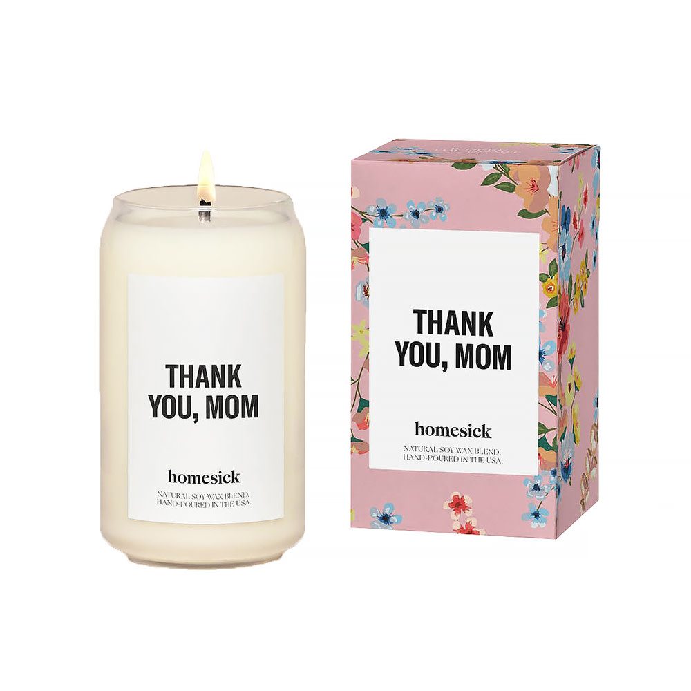Home Sick Candles - Thank You Mom Candle
