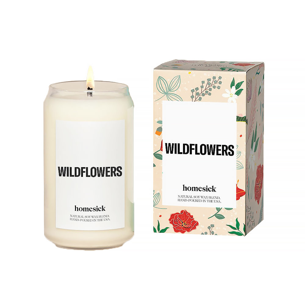 Home Sick Candles - Wildflowers Candle