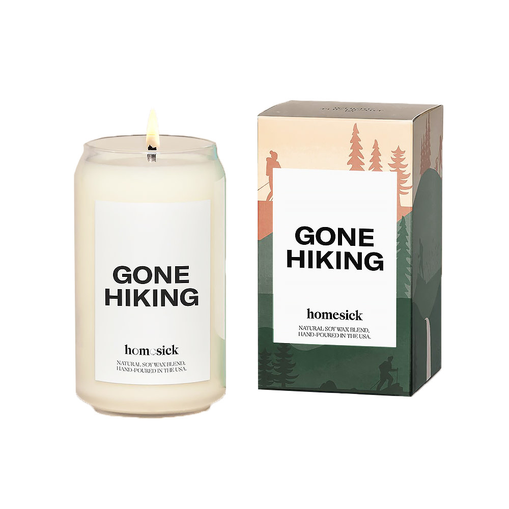 Home Sick Candles - Gone Hiking Candle