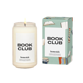 Home Sick Candles Home Sick Candles - Book Club Candle