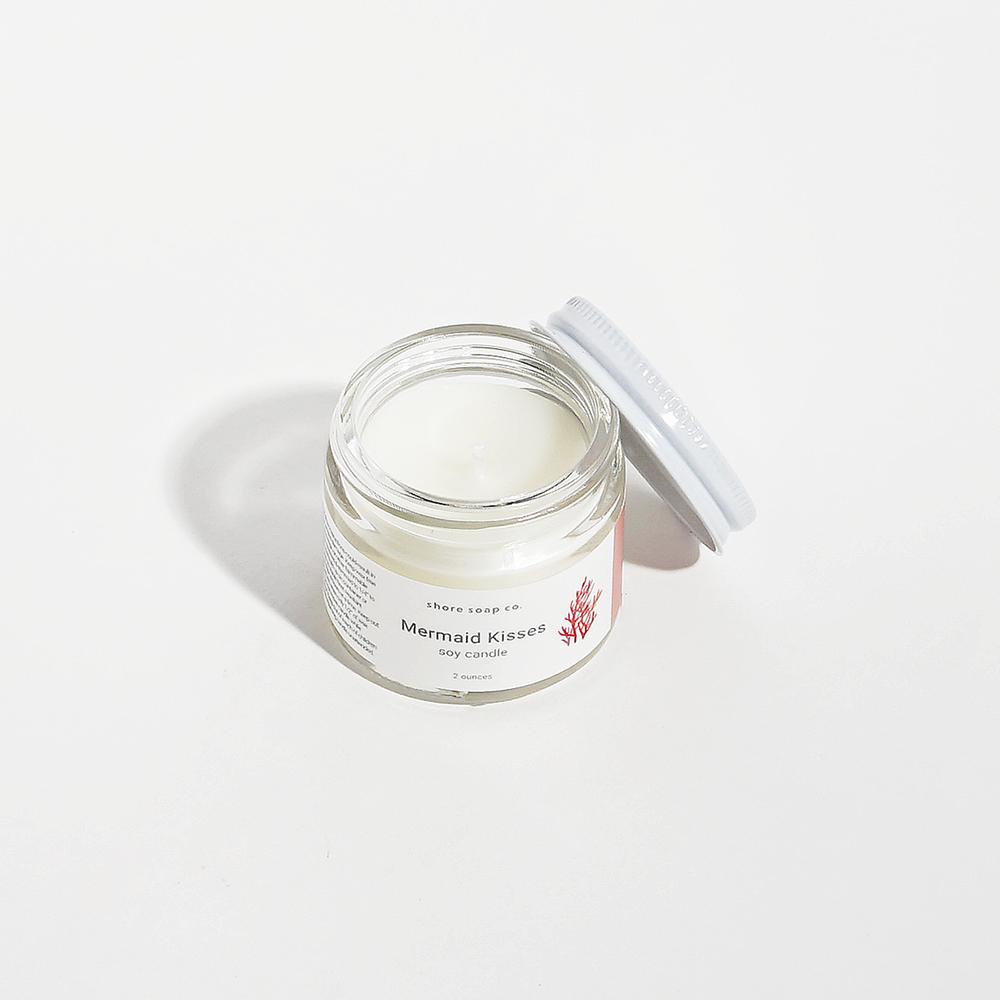 Shore Soap Company - Mini Candle - Mermaid Kisses