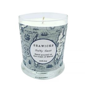 Seawicks Seawicks Candle - Salty Seas