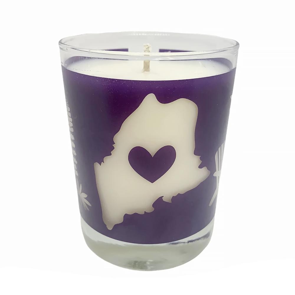 Seawicks Candle - Maine Lupine