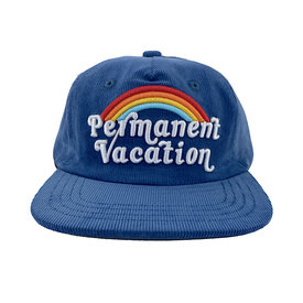 Tiny Whales Tiny Whales Permanent Vacation Hat - Navy Corduroy