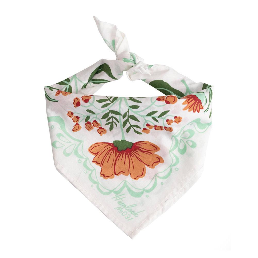 Hemlock Hemlock Bandana - No. 031 Flora