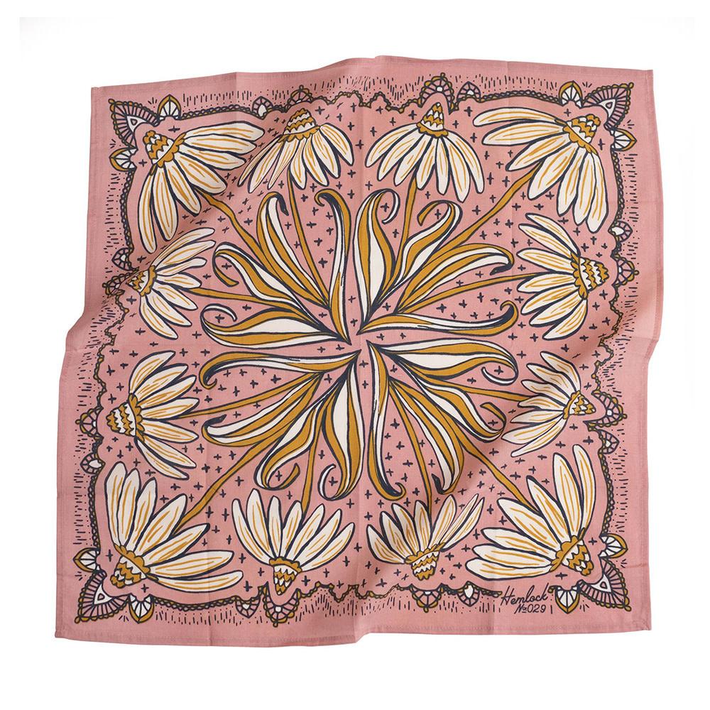 Hemlock Bandana - No. 029 Maude