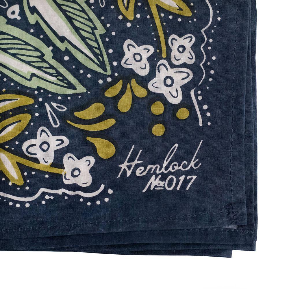 Hemlock Bandana - No. 017 Amelia