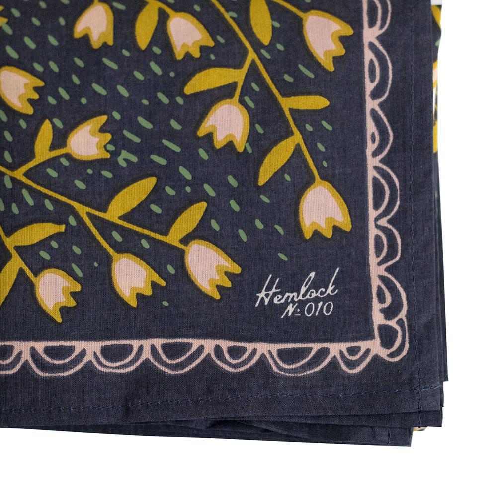 Hemlock Bandana - No. 010 Tulips