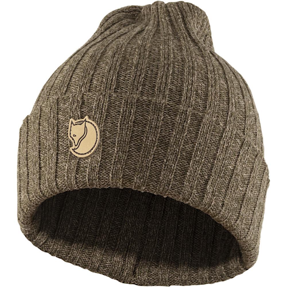 Fjallraven Byron Hat - Dark Olive/Taupe